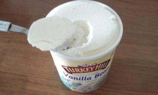 TURKEY HILL Vanilla Bean 中身
