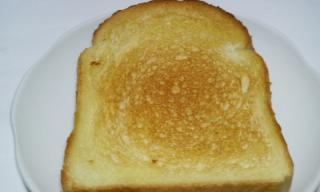 エクセレント山型食パン トースト