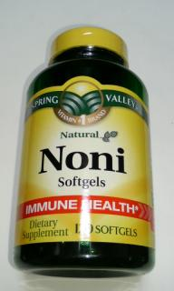 Noni Softgels