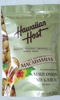 MAUI ONION & GARLIC MACADAMIANUTS