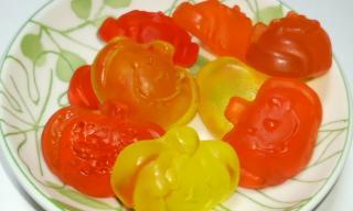 HALLOWEEN Gummi 中身