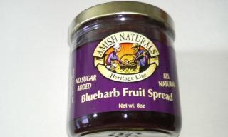 Bluebarb Fruit Spread