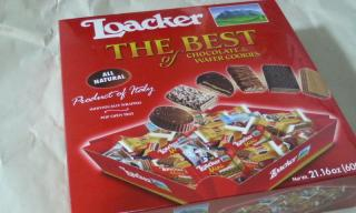 Loacker THE BEST