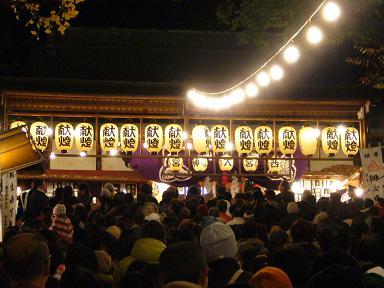 桐生西宮神社