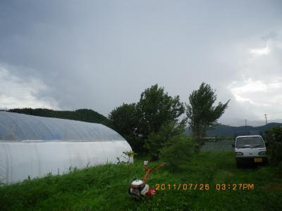 2011-7-26雲行き