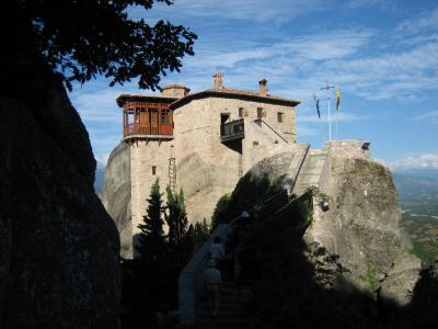 メテオラの修道院 2