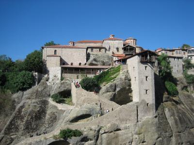 メテオラの修道院 3
