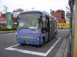 南大塚駅前