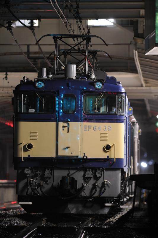EF64 39+ホキ3+EF64 37
