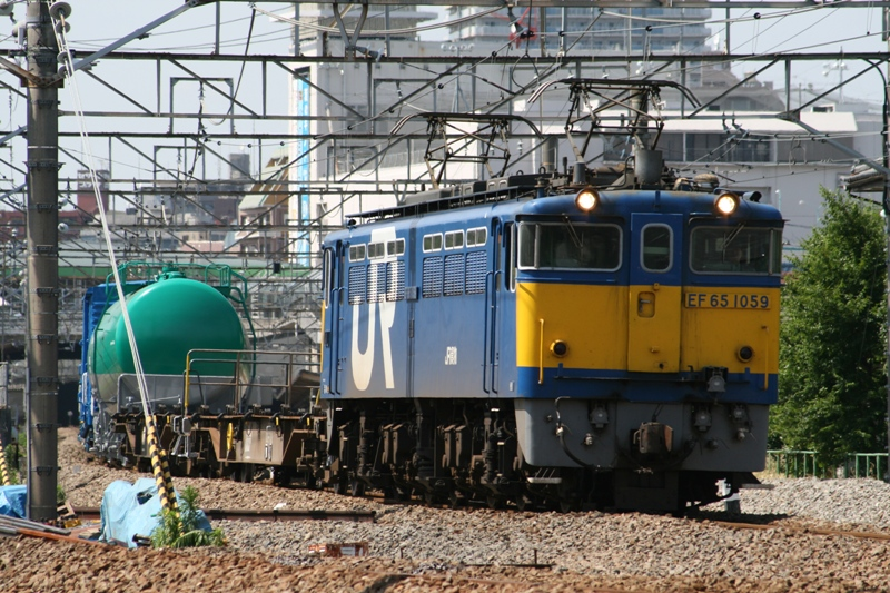 EF65 1059 配6794