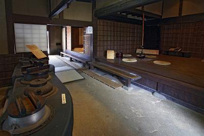 江戸時代の台所
