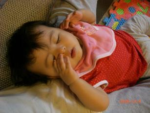 眠いんです!