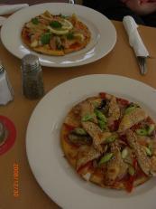 全然イタリアンじゃないよ。オーストラリアンピザ。