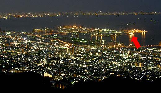 星空の夜景バー2009-2