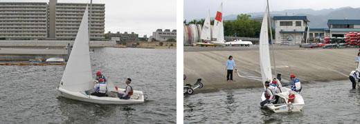 シーホッパーで帆走した(3)-3