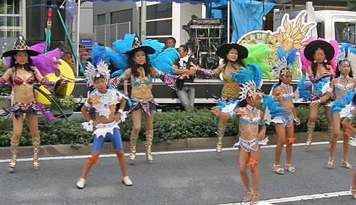 第39回神戸まつり2009サンバストリート編-2
