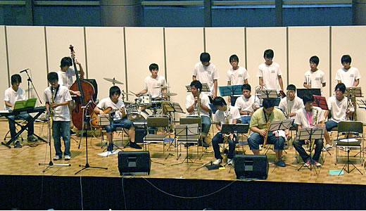 ステューデント・ジャズ・フェスティバル・プレコンサート
