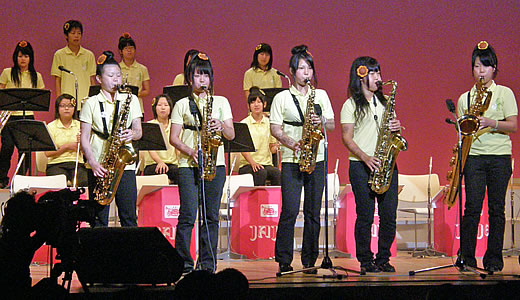 JAPAN STUDENT JAZZ FESTIVAL 2009(2)-2