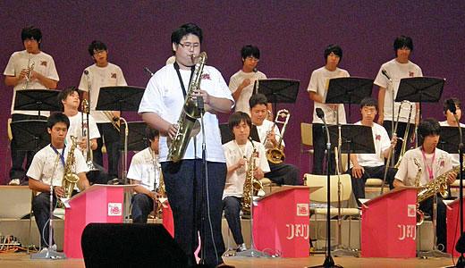 JAPAN STUDENT JAZZ FESTIVAL 2009(2)-3