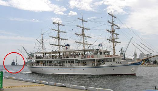 観光船日本丸