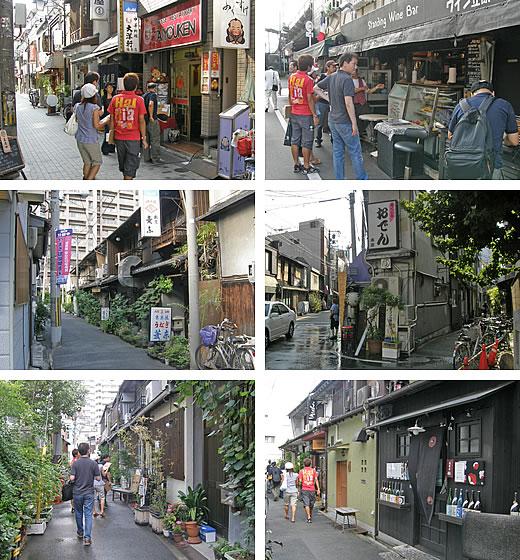 たぶん日本一の路地裏グルメ探検ツアー