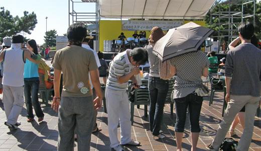 神戸スティールパンカーニバル2009 in 須磨-3