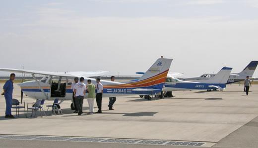 空の日イベント in 神戸空港島-5