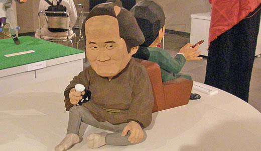発泡スチロール人形博覧会 @ アートホール神戸-1