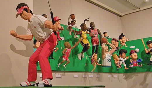 発泡スチロール人形博覧会 @ アートホール神戸-3