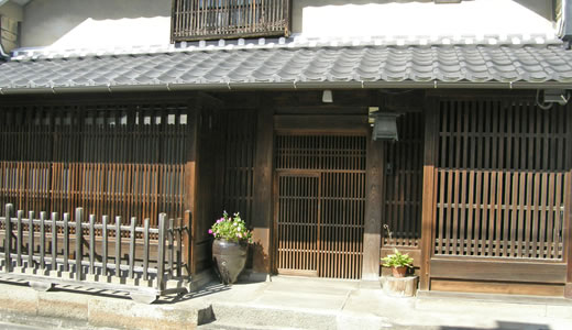 丹波篠山味まつり(3)美しき古民家-2