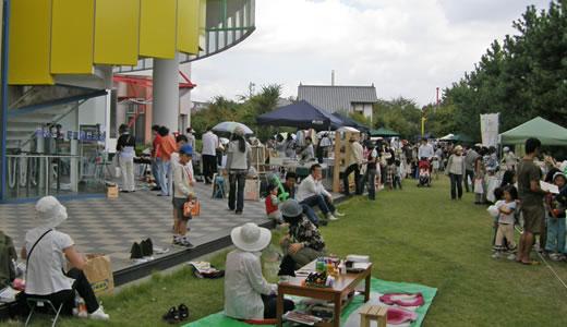 芦屋アートフリーマーケット2009秋
