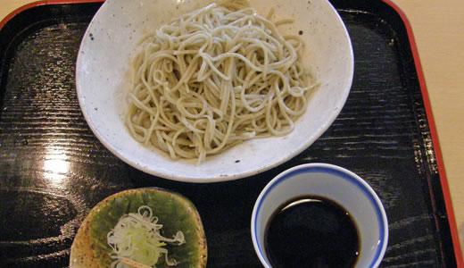丹波篠山 手打ち蕎麦 花-3