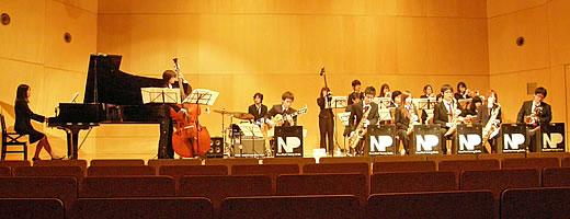 キャンパスJAZZライブ2009-1