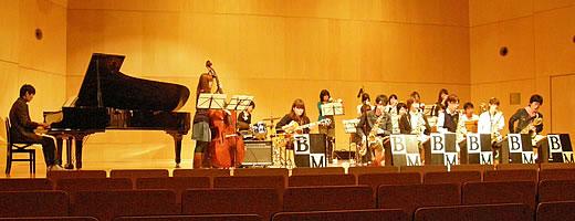 キャンパスJAZZライブ2009-2