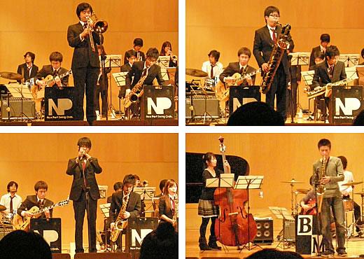 キャンパスJAZZライブ2009-3