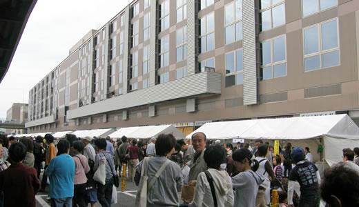神戸中央卸売市場 ・ 記念市場まつり-1