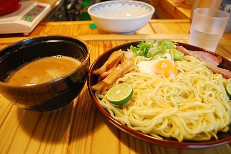 夏限定 つけ麺