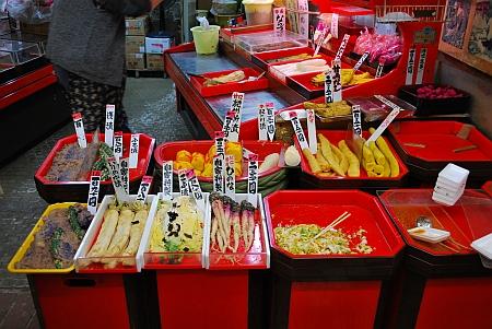 畑原市場、味の松村さん