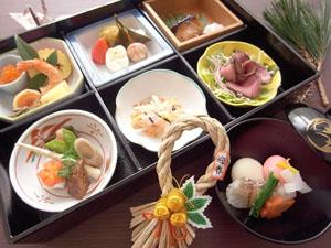 ブログ新春朝食