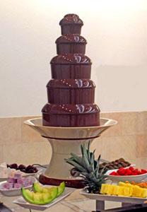 チョコレートファウンテR0022327