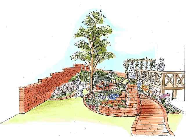 松本ガーデン