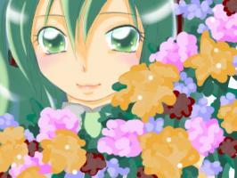 花とミク~直し