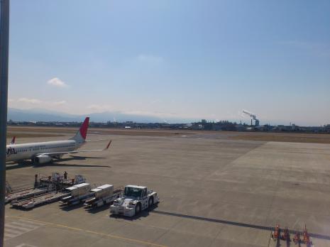 空港 愛媛
