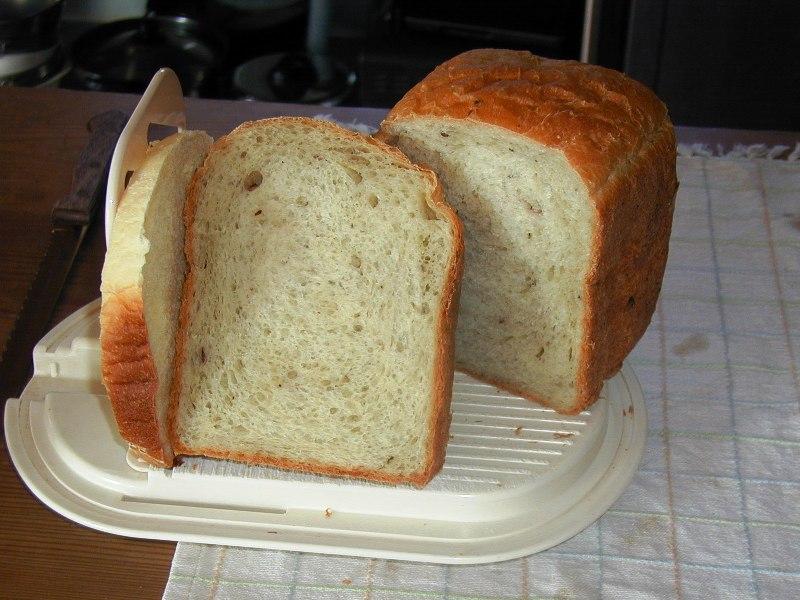 P1010096胡桃パン