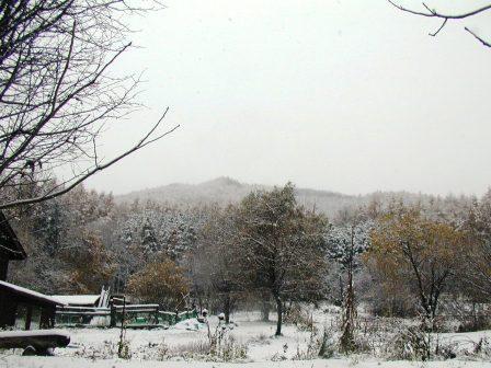 P1010035雪景色山