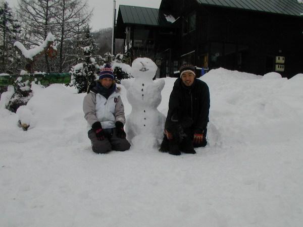 P1010085雪だるま5