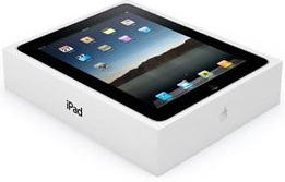 i pad box