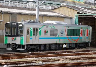 クモヤE995-1 ne@train