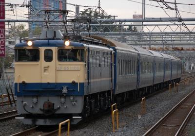 回9624レ EF65-1106+24系6B