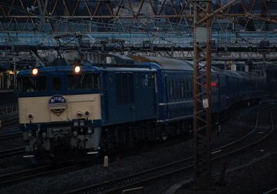 2022レ 寝台特急あけぼの EF64-1030牽引